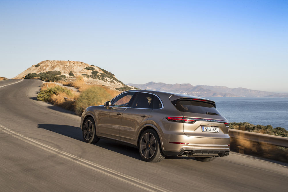 World Premiere Of Four Sports Cars US Debut Of The New Cayenne - Sports car rankings